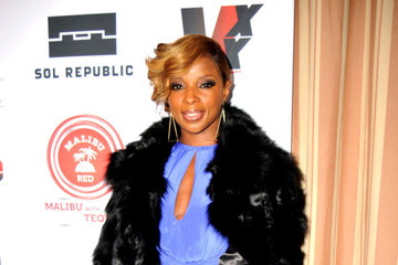 Mary J. Blige Celebs at the Vibe 20th Anniversary Inaugural Impact Awards Event