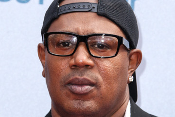 Master P Celebs at the BET Awards