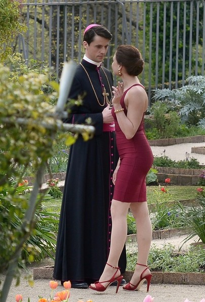 'Vatican' Mini-Series Films in Rome