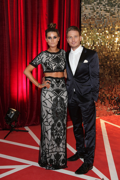 Arrivals at the British Soap Awards