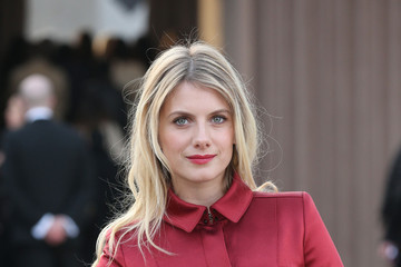 Melanie Laurent Celebs at London Fashion Week