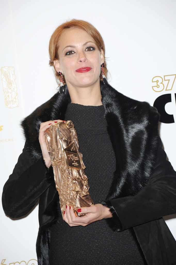 Berenice bejo in stars at the cesar awards zimbio for Dujardin thierry