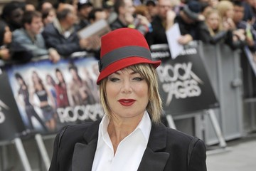 Mia Michaels Celebs at the 'Rock Of Ages' Premiere in London