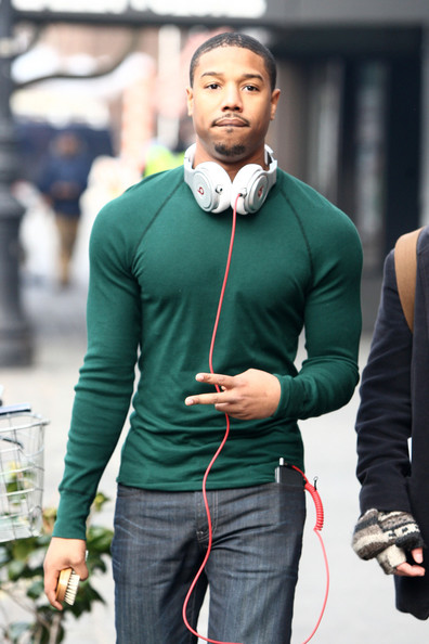 0f3728f48d6ded Michael B. Jordan Photos - 2663 of 2766. Celebs Film  Are We Officially  Dating   ...