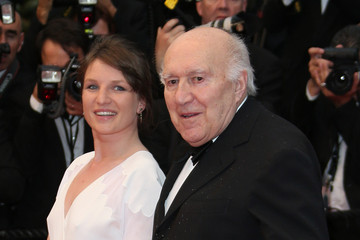 Michel Piccoli Arrivals at the Cannes Opening Ceremony