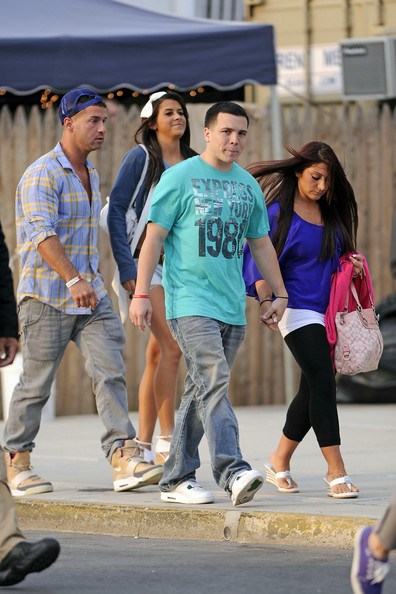 mike and paula jersey shore still dating Why sammi sweetheart didn't want to be involved in 'jersey shore: family vacation' mike the situation with vinny chiming in, we still trucked along and did.