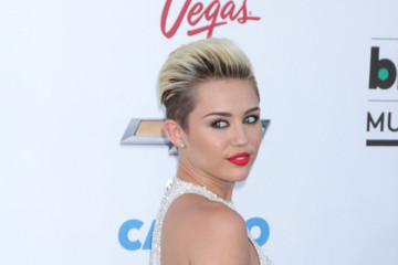 Miley Cyrus Arrivals at the Billboard Music Awards