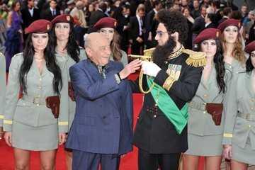 """Mohammad Al-Fayed Mohammad al-Fayed and Others at the """"Dictator"""" UK Premiere"""