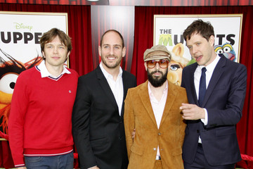 OK Go World Premiere of 'The Muppets' in LA