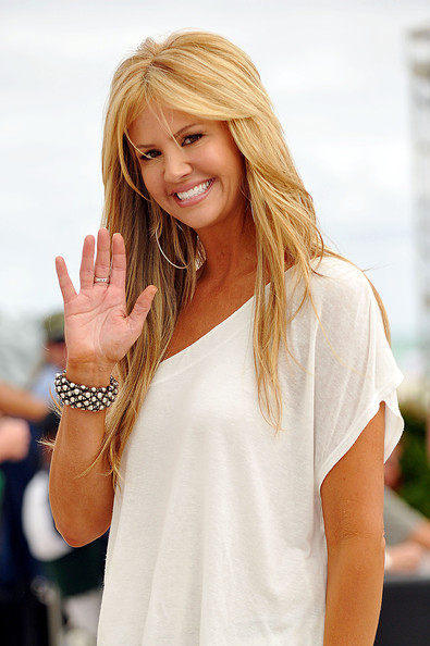 Nancy O'Dell - Nancy O'Dell in South Beach