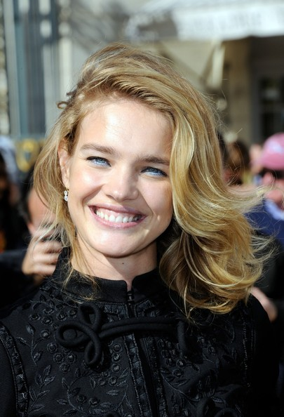Natalia Vodianova 2013 Natalia Vodianova at Paris