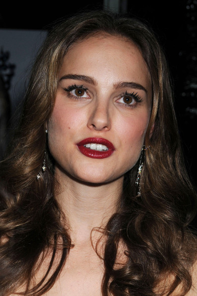 "Natalie Portman at the New York premiere of the ballet movie ""Black Swan"","