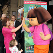 Natalie Cassidy Stars at the 'Dora The Explorer' Premiere in London