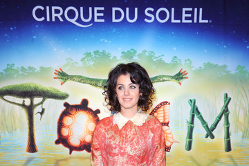Katie Melua Stars at the Premiere of 'Totem' 2