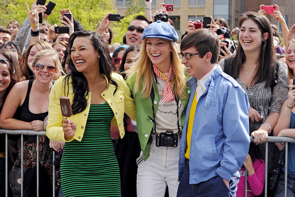 Naya Rivera Heather Mo...