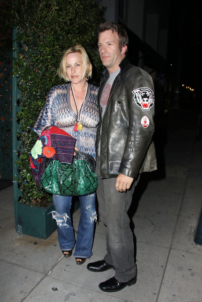 Patricia Arquette And Thomas Jane Photos Photos Celebs