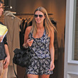 Nicky Hilton in SoHo