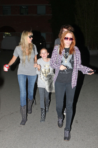 braison cyrus. Noah Cyrus and Braison Cyrus