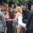 Marilyn Monroe Katy Perry at the 'Smurfs' Premiere in NYC