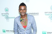 Marcus Samuelsson attends the 14th Annual BNP Paribas Taste Of Tennis at W New York Hotel in New York City.