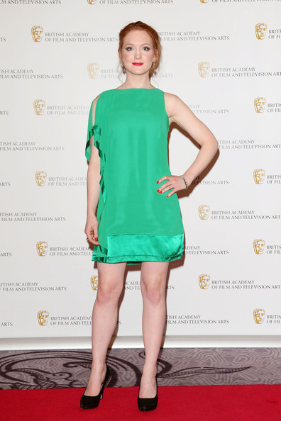 Olivia Hallinan - Celebs at the Children's BAFTA Awards