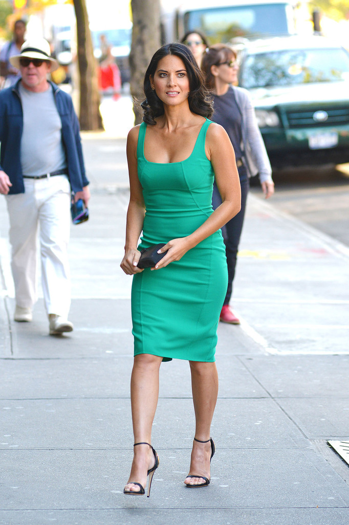 Olivia Munn Out For