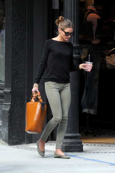 Outstanding Olivia Palermo Olive Pant 396 x 594 · 66 kB · jpeg