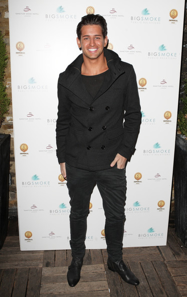 Celebs at the Big Smoke PR Launch Party