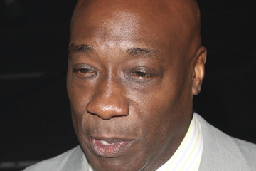 """Michael Clark Duncan Stars at the """"Green Lantern"""" premiere in Los Angeles"""