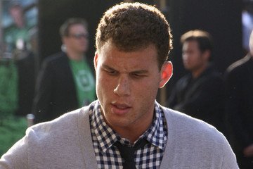 """Blake Griffin Stars at the """"Green Lantern"""" premiere in Los Angeles"""