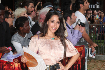 Oona Chaplin 'Red 2' Premeires in London — Part 2