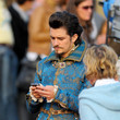 "Knight Orlando Bloom Films ""Three Musketeers"""