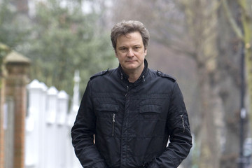 Latest Colin Firth Pic...