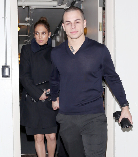 PARTIED OUT! Diva Queen Jennifer Lopez Shows Signs Of Wear