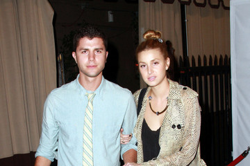 Whitney Port Ben Nemtin Guests at the Nylon Magazine Young Hollywood May Issue