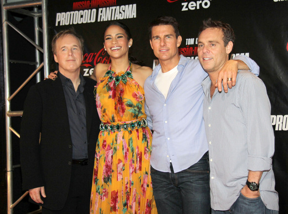 'Mission Impossible' Premieres in Rio []