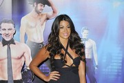 Cara Kilbey seen attending the premiere of new film 'Magic Mike' held at the Mayfair Hotel in London.