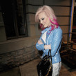 Perrie Louise Edwards 'Little Mix' Singers Out in NYC