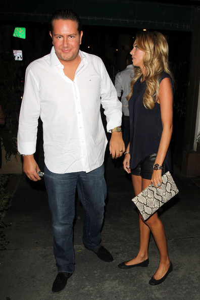 Petra Ecclestone and James Stunt - Petra Ecclestone at Madeo in ...