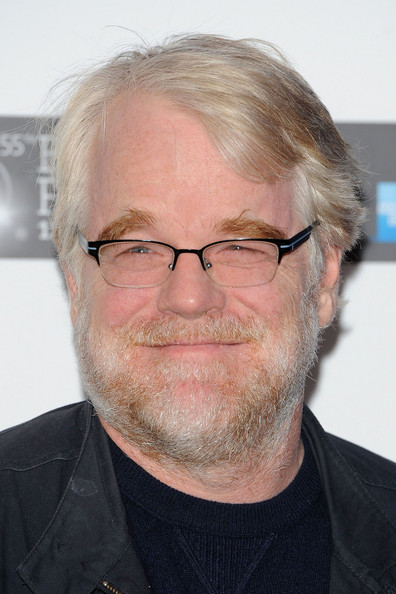 Philip Seymour Hoffman - George Clooney at the BFI London Film Fest 2