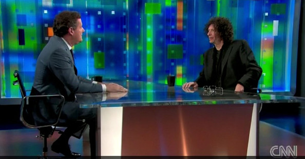 Piers Morgan - Piers Morgan Interviews Howard Stern