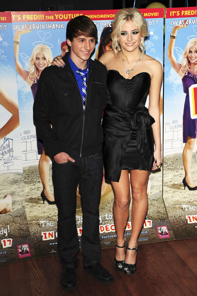 "Pixie Lott at the Premiere of ""Fred: The Movie"""