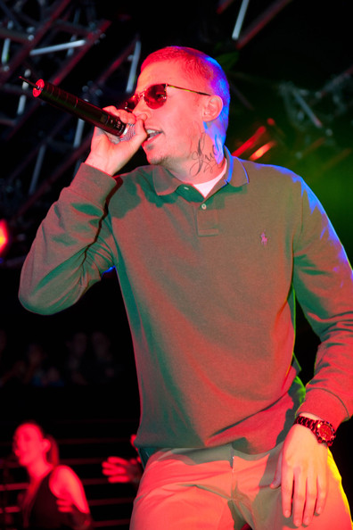 Popstar Professor Green Playing Live At The Liquid Rooms