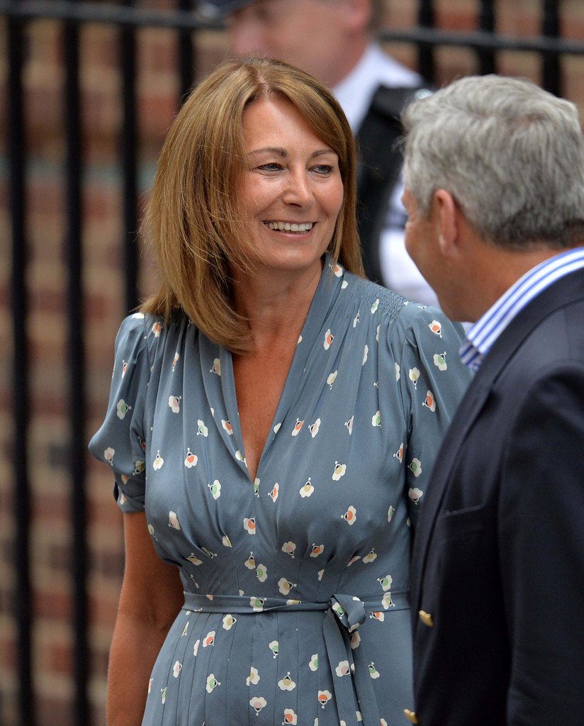 carole middleton and michael middleton photos photos the