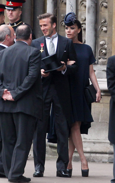 Arrivals At The Royal Wedding 2