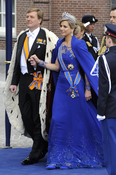 Guests at the Inauguration of King Willem-Alexander