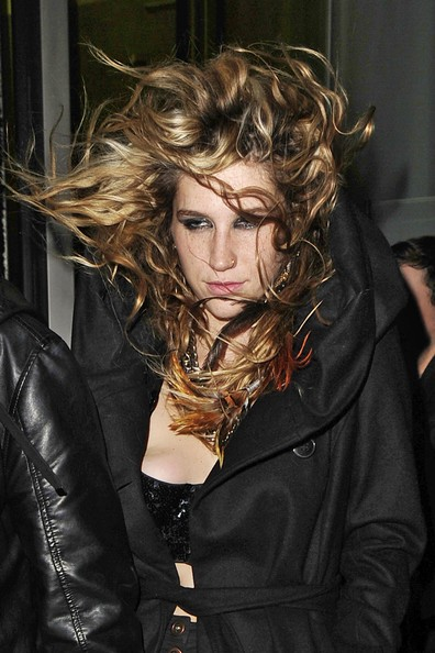 Kesha in Ke$ha in London