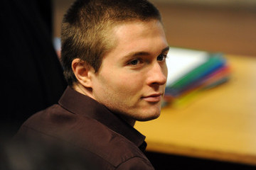 Raffaele Sollecito Amanda Knox at Trial