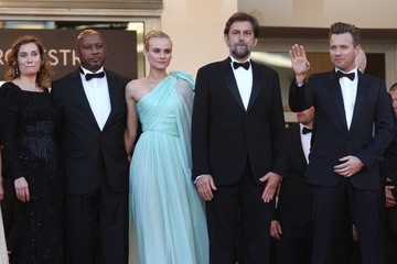 Raoul Peck Raoul Peck, Diane Kruger, Nanni Moretti opening night of the 65th Cannes Film Festival arrives for the Moonrise Kingdom Premier at the Cannes Film Festival 2012