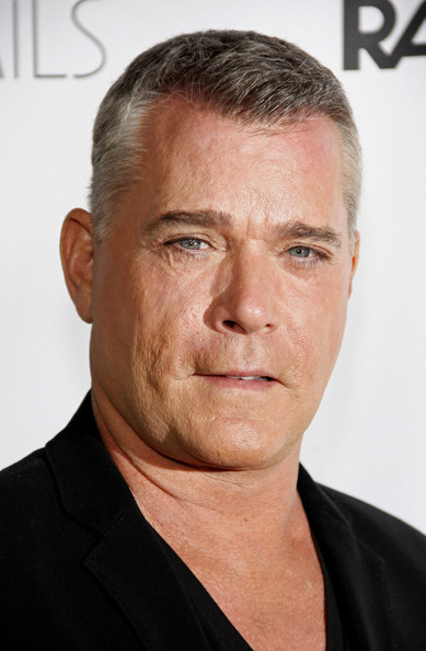 Ray Liotta - Tobey Maguire seen attending the Hollywood premiere of new film 'The Details' held at the ArcLight Cinemas in Los Angeles
